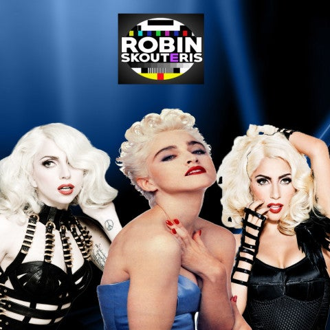 Mashup: Lady Gaga vs Madonna