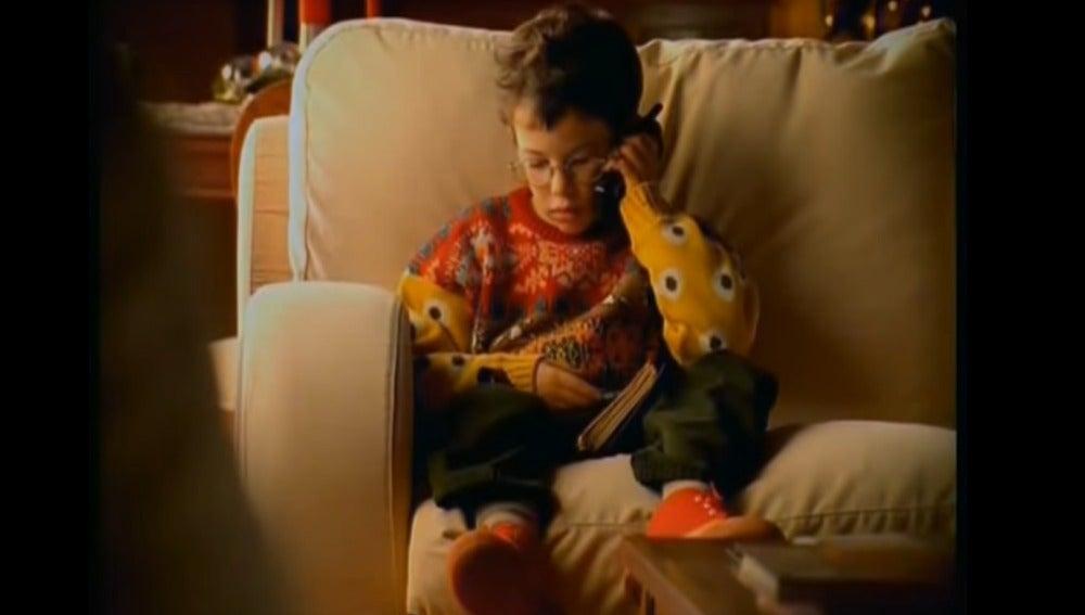 Hola, soy Edu, ¡feliz Navidad! - Anuncio