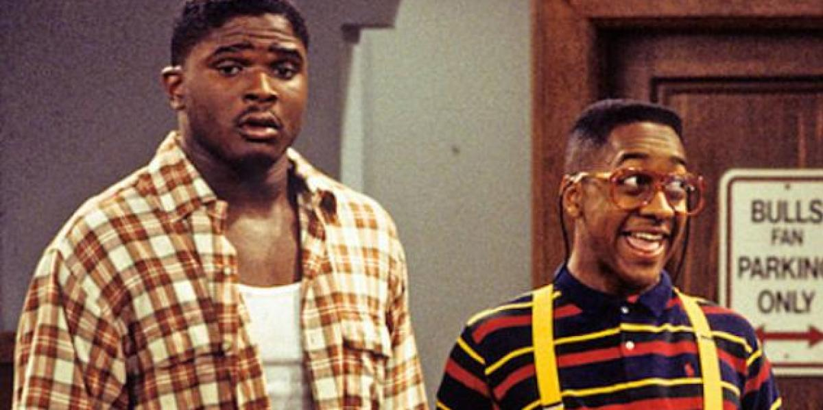 Steve Urkel y Eddie Winslow en 'Cosas de Casa'