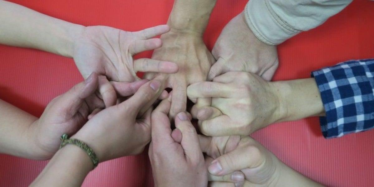 Hand Angels