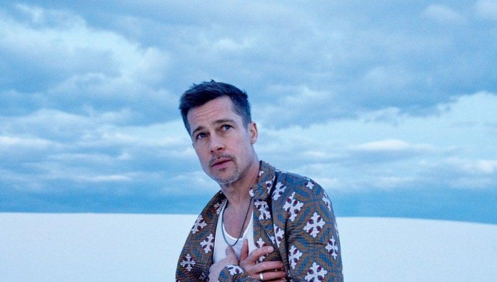 Brad Pitt habla por primera vez sorbe su divorcio y sus adicciones