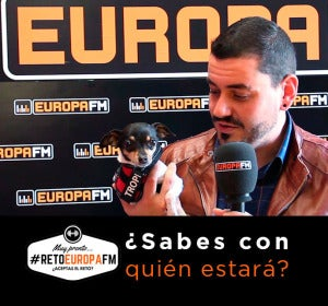 ¿Quién acompañará a Juanma en el reto Europa FM?