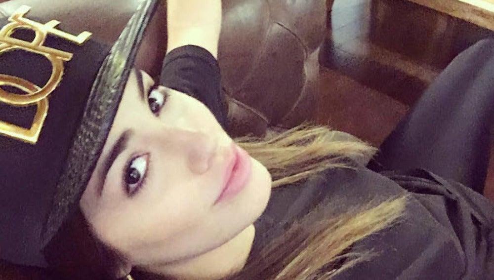 Lali Espósito posa en Instagram