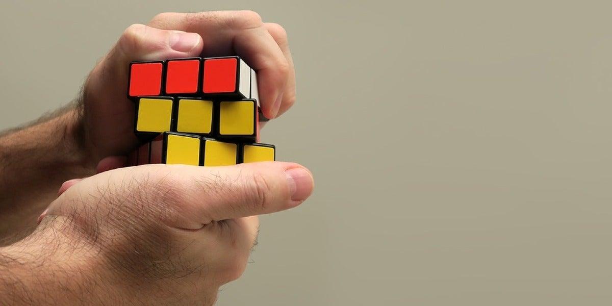 El juego de Rubik