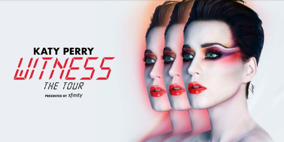 El nuevo disco de Katy Perry se titulará 'Witness'