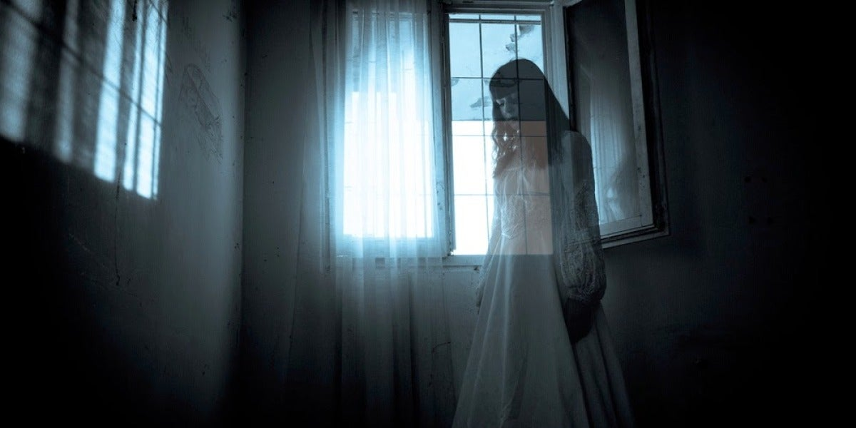 Aparición de fantasma