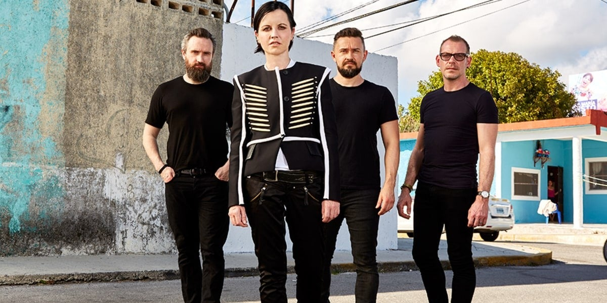 La banda The Cranberries