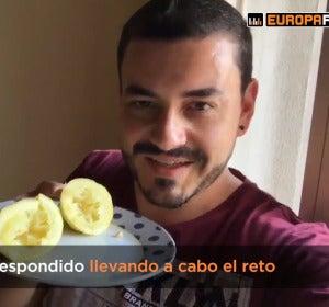 ¡Juanma Romero se suma al #retoLimón!