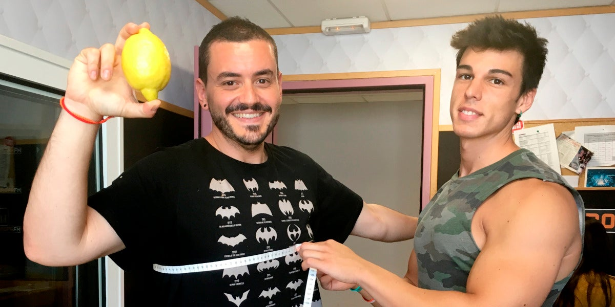 Juanma Romero cumple con el primer mini objetivo del #retoEuropaFM