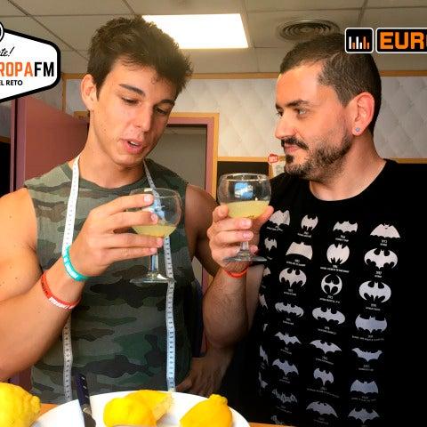 El segundo mini objetivo del #retoEuropaFM es ¡beber zumo de limón en ayunas!