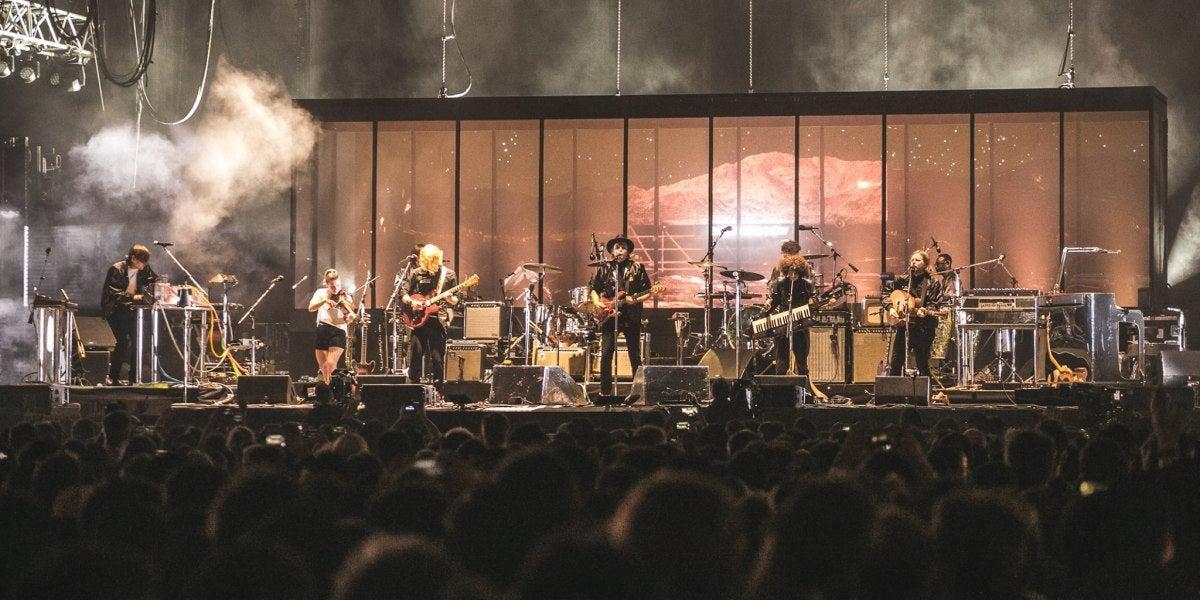 Arcade Fire en el Primavera Sound 2017