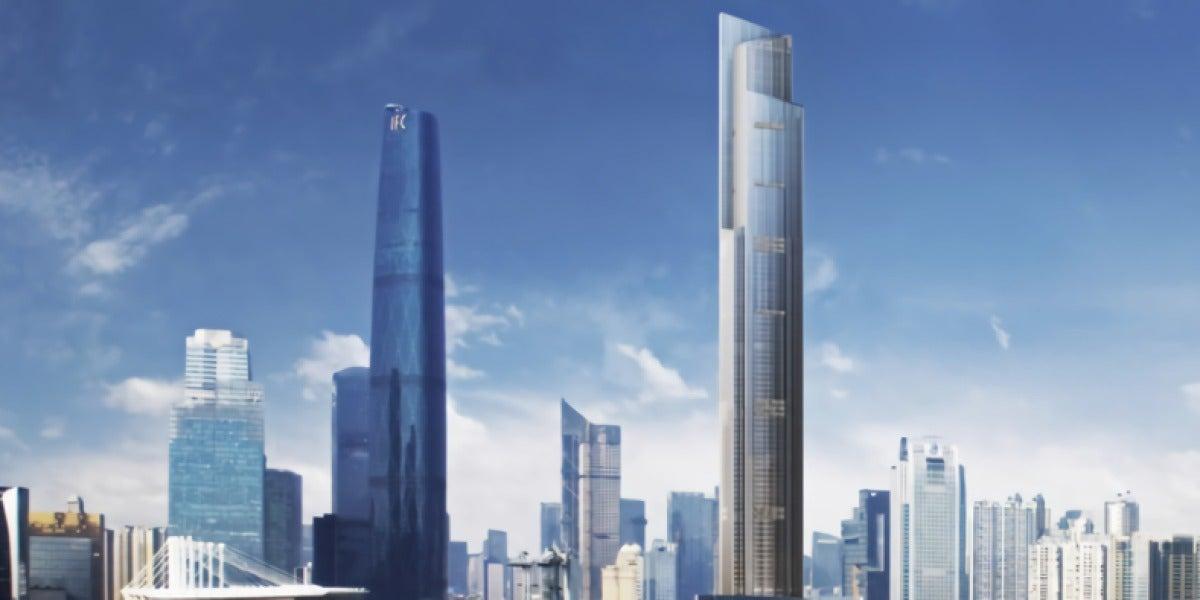 Inventan el ascensor más rápido del mundo en China