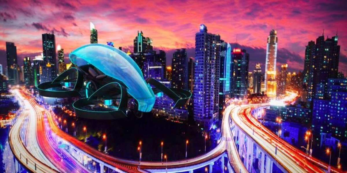 Un coche volador encenderá la llama olímpica de Tokyo 2020