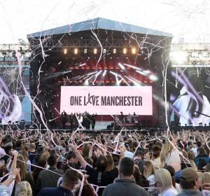 Miles de personas asisten al concierto de Ariana Grande para las víctimas del atentado