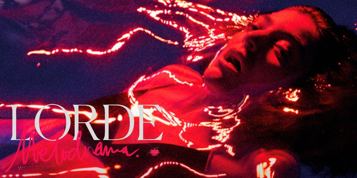 Gira mundial de Lorde