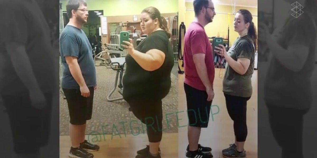 5 trucos de una pareja para perder 165 kilos juntos