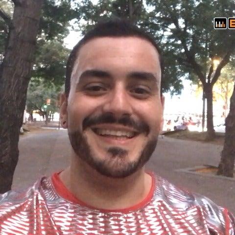 Juanma Romero en su Vlog del #retoEuropaFM