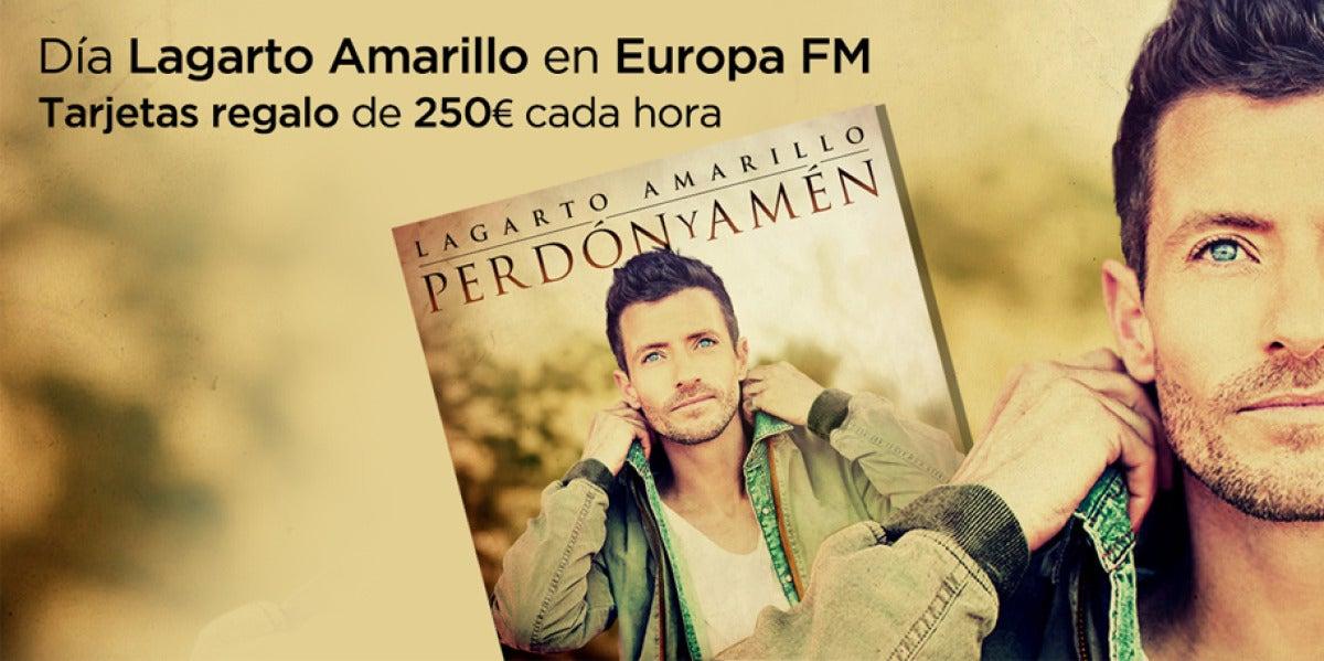 Día Lagarto Amarillo en Europa FM