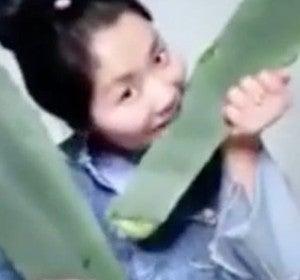 Una blogger china acaba en urgencias tras ingerir una planta venenosa