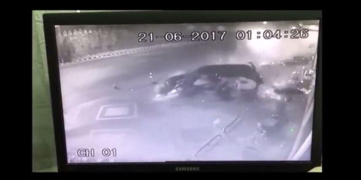 Un hombre muere en un accidente de coche mientras tenía sexo con una pasajera