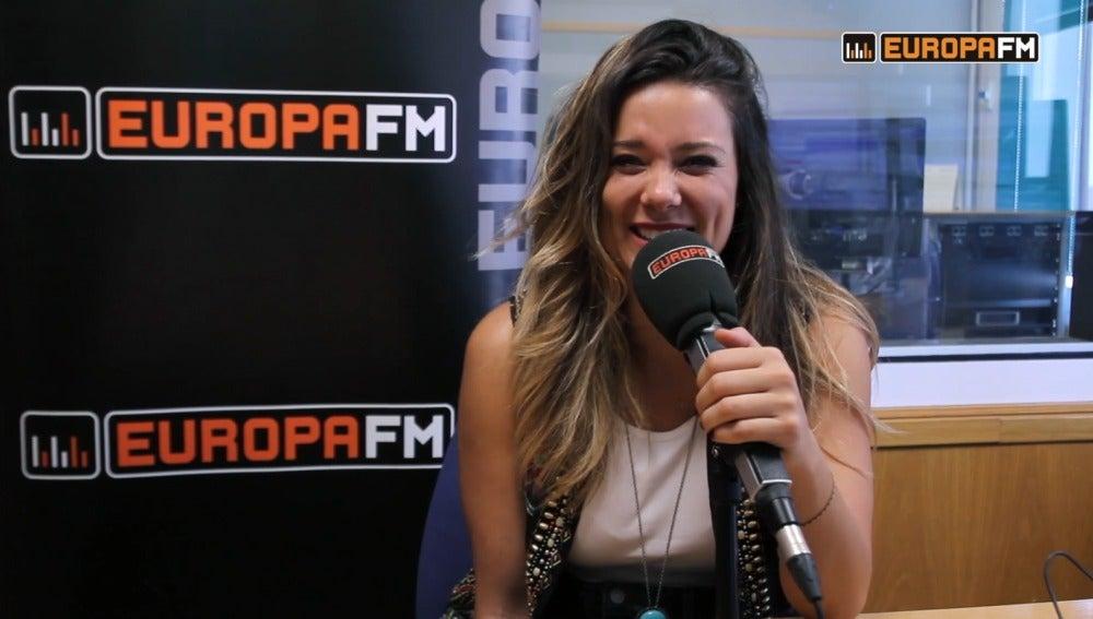 Lorena Gómez en Europa FM