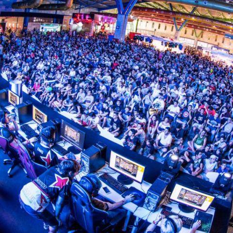 Gamepolis, el torneo de videojuegos