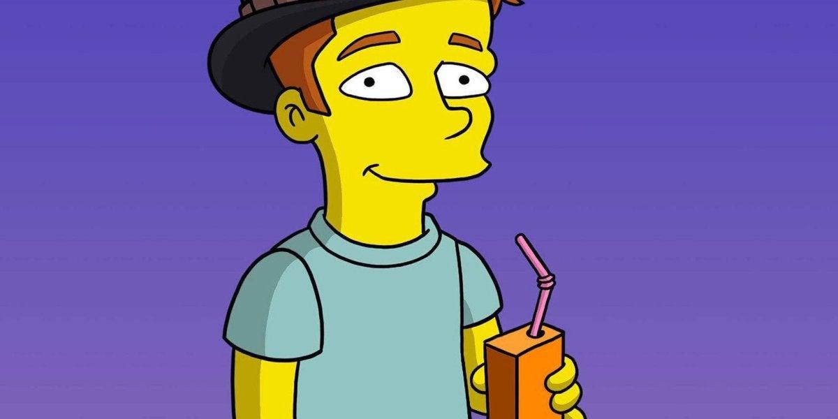 Ed Sheeran pone voz a un personaje de Los Simpson