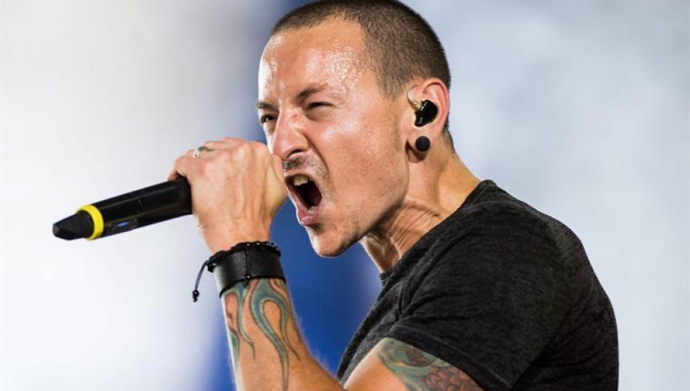 El cantante de Linkin Park Chester Bennington