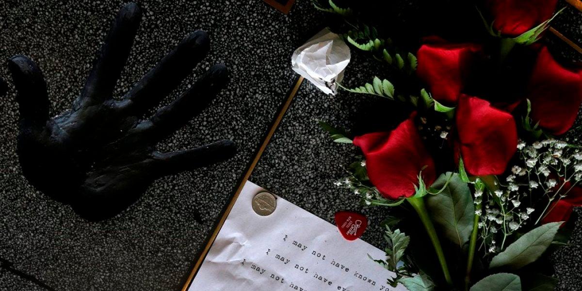 Homenaje al vocalista de Linkin Park