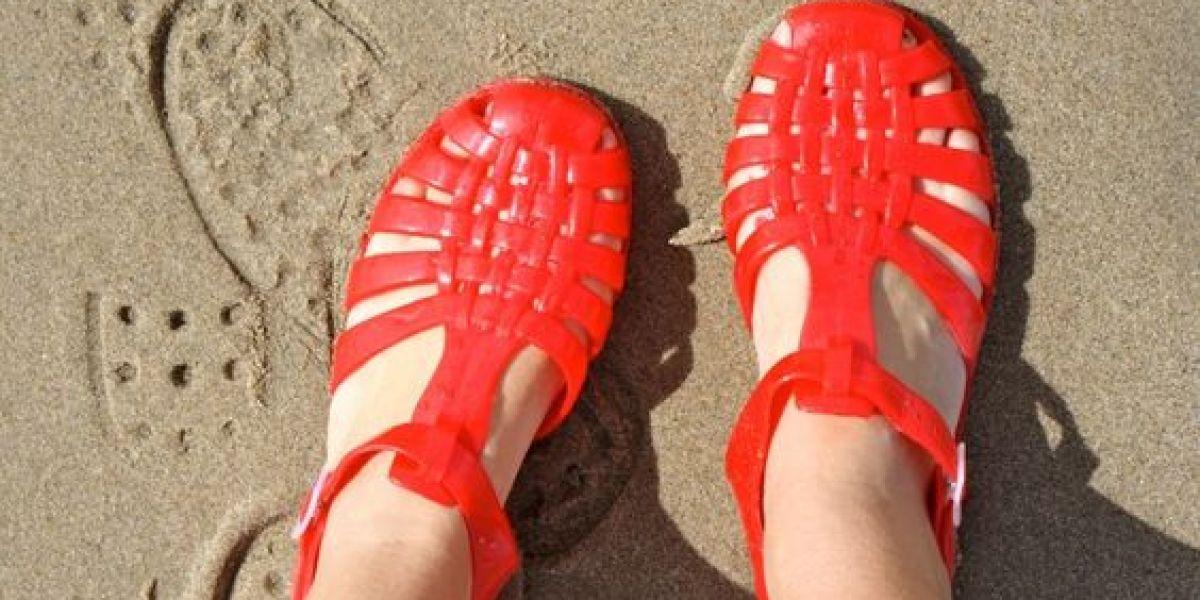 Sandalias Para Las De Niños Más GomaLos Peligrosos Zapatos 0vNm8wn