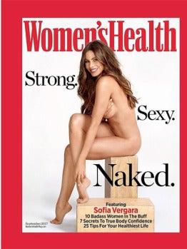 Sofia Vergara Espectacular A Sus 45 Años Completamente Desnuda Para