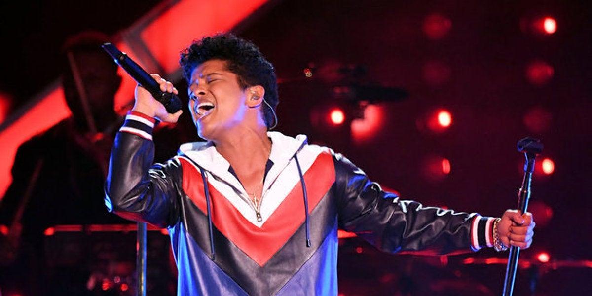 Bruno mars anuncia conciertos en madrid y barcelona en 2018 for Conciertos madrid hoy