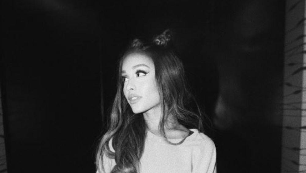 Ariana Grande en Instagram