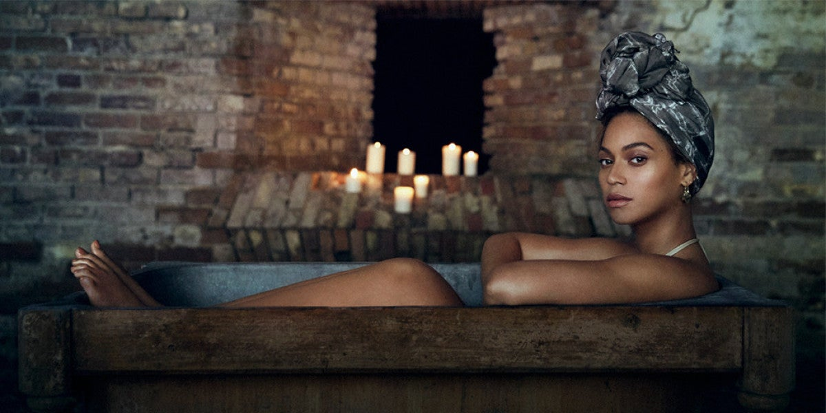 Beyoncé publica fotos familiares inéditas en su nuevo libro 'How To Make Limonade'