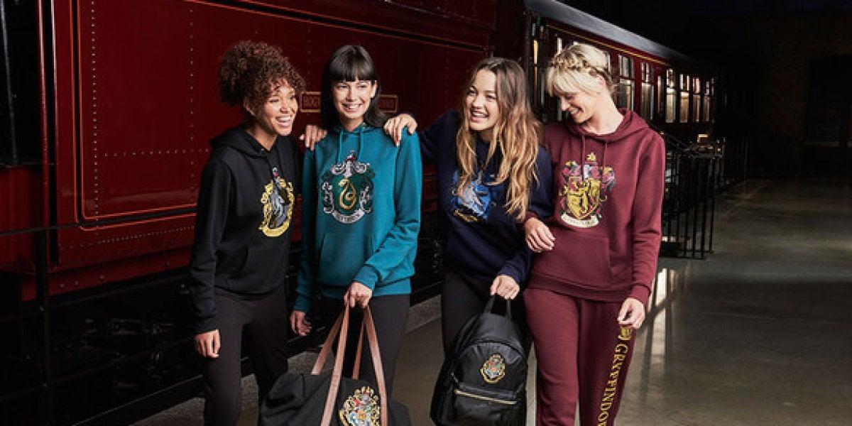 Primark lanza una colección basada en 'Harry Potter' para todos los amantes de la saga