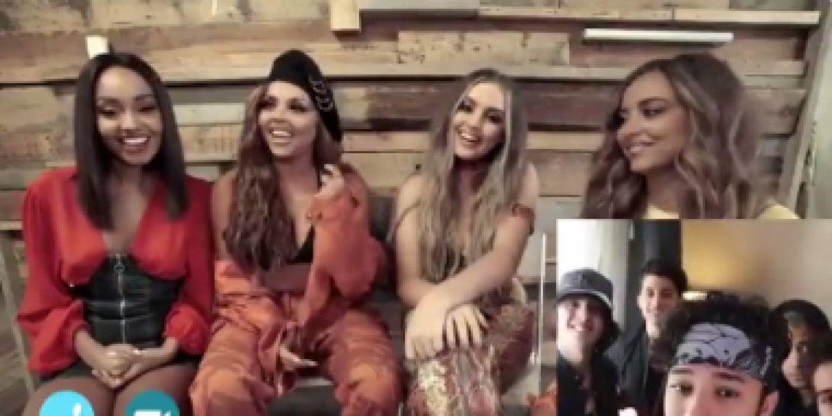 Little Mix y CNCO anuncian con un vídeo el remix de 'Reggaeton Lento'