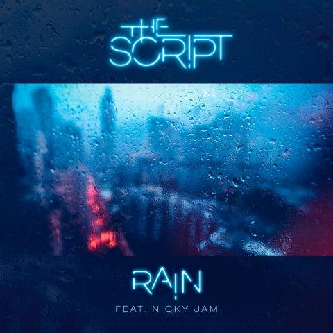 The Script presenta una nueva versión de 'Rain' junto con Nicky Jam