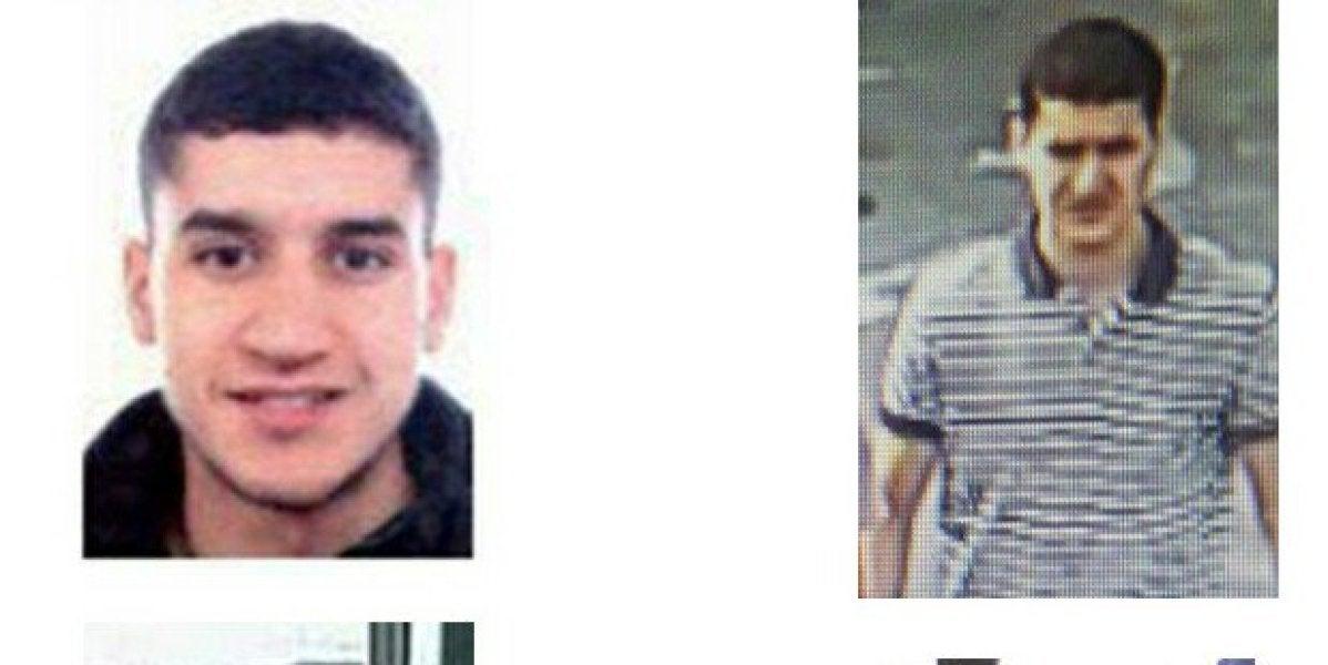Younes Abouyaaqoub, el terrorista de Barcelona
