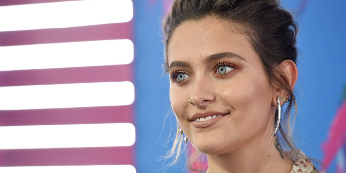 Paris Jackson en Teen Choice Awards 2017