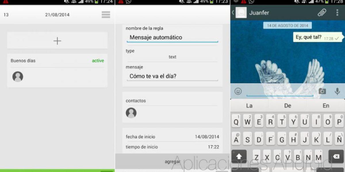 La nueva herramienta de Whatsapp para programar mensajes