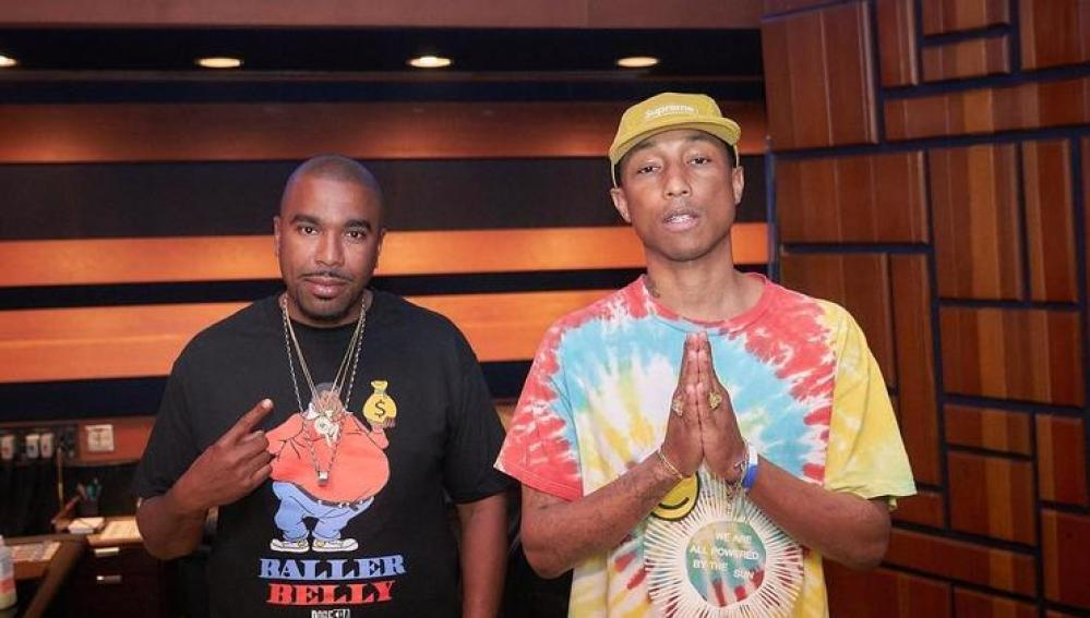 N.O.R.E y Pharrell lanzan 'Uno Más'
