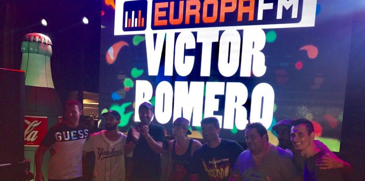 Final del Concurso de DJs de Europa FM Almería