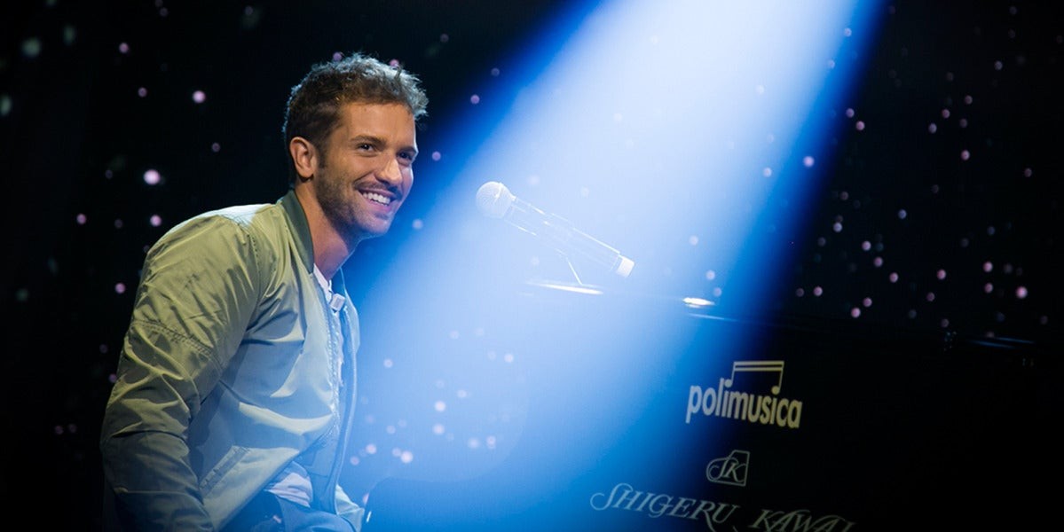 """Pablo Alborán presenta su nuevo sencillo """"Al Paraíso"""""""