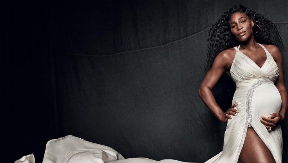 Serena Williams embarazada