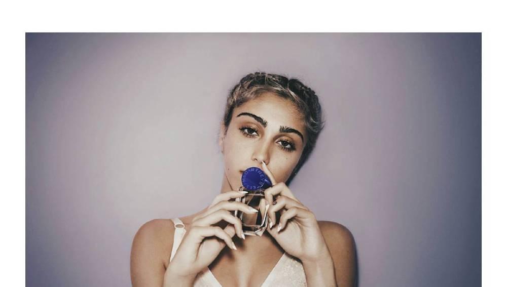 Lourdes León, la hija de Madonna, posa en Instagram