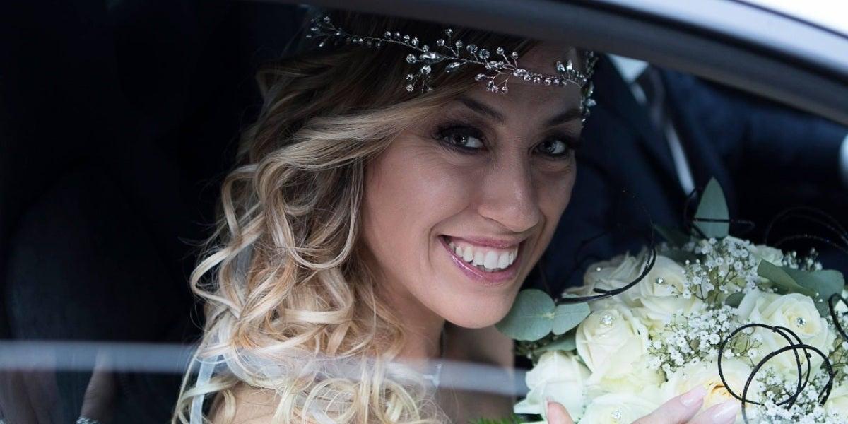 Laura Mesi, la primera esposa soltera