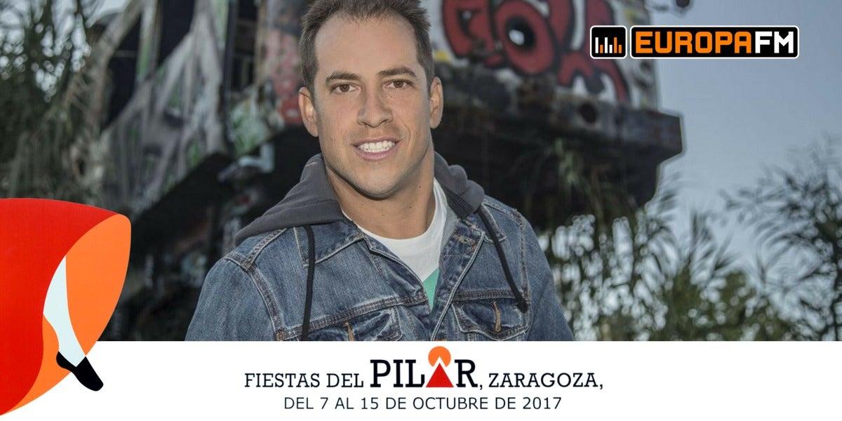 El Langui, con Europa FM en las Fiestas del Pilar 2017