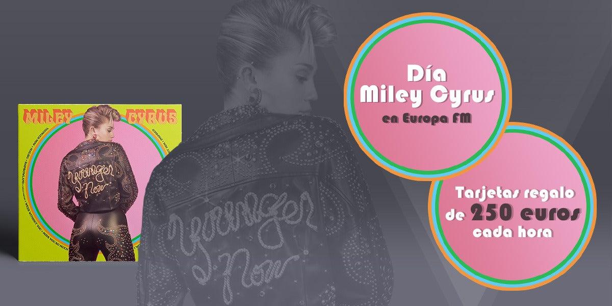 Día Miley Cyrus en Europa FM
