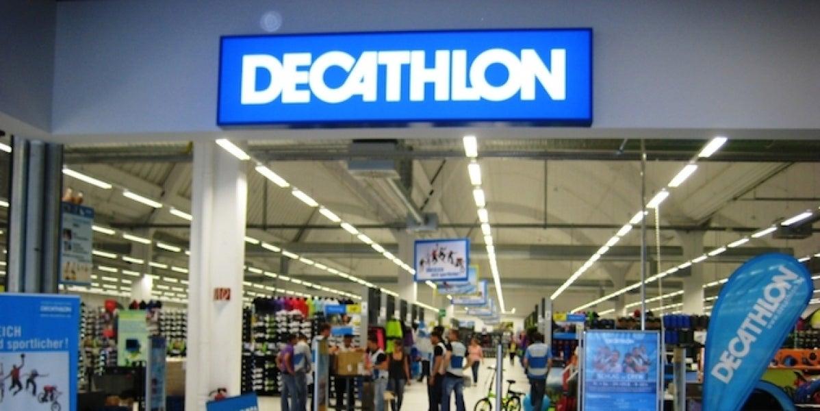 Tienda Decathlon