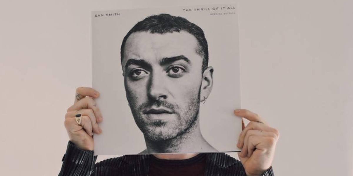 Sam Smith lanza 'Pray', el segundo álbum de su nuevo disco